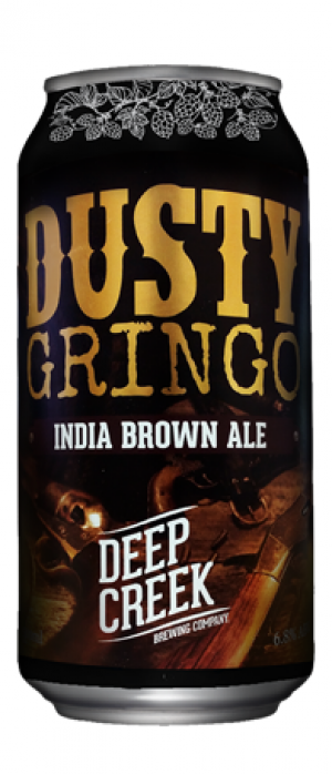 Dusty Gringo by Deep Creek Brewing Company in Auckland, New Zealand