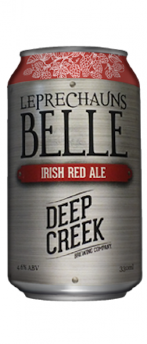 Leprechaun's Belle by Deep Creek Brewing Company in Auckland, New Zealand
