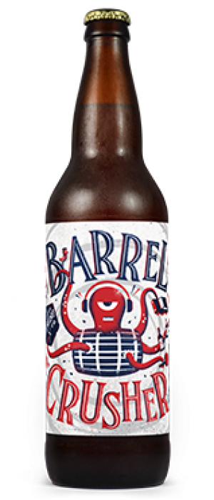 Barrel Crusher by Deep Ellum Brewing Company in Texas, United States