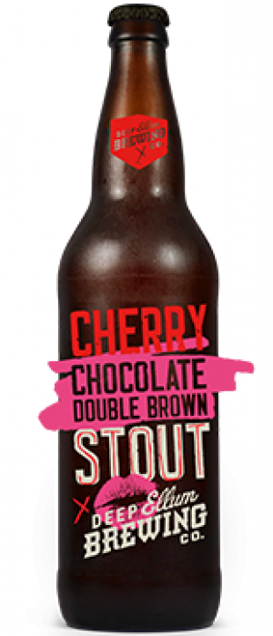 Cherry Chocolate Double Brown Stout