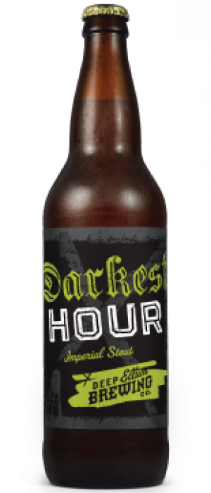 Darkest Hour by Deep Ellum Brewing Company in Texas, United States