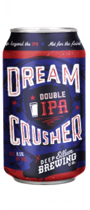 Dream Crusher by Deep Ellum Brewing Company in Texas, United States