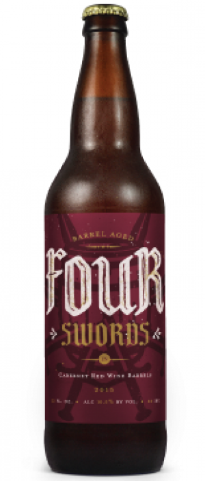 Four Swords by Deep Ellum Brewing Company in Texas, United States