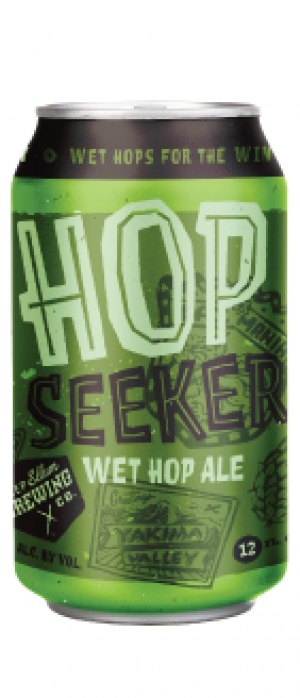 Hop Seeker by Deep Ellum Brewing Company in Texas, United States