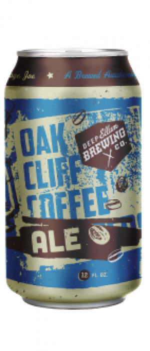 Oak Cliff Coffee Ale by Deep Ellum Brewing Company in Texas, United States
