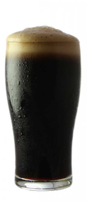 Deepwater Robust Porter by Slackwater Brewing in British Columbia, Canada