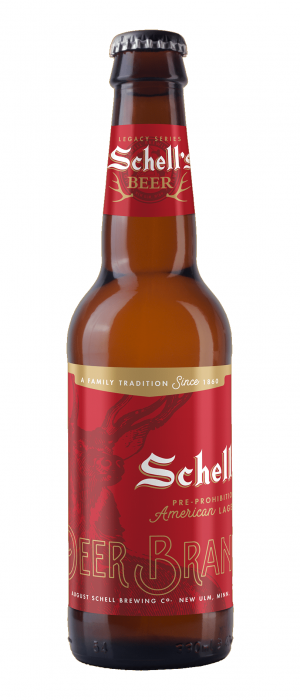 Deer Brand by August Schell Brewing Company in Minnesota, United States