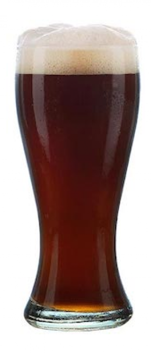 Delaminator Doppelbock by Rip Current Brewing in California, United States