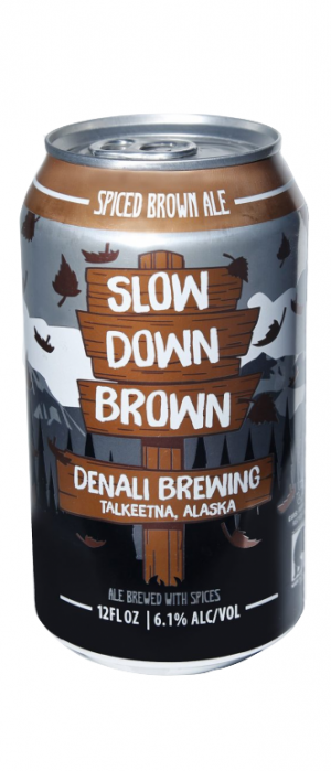 Slow Down Brown