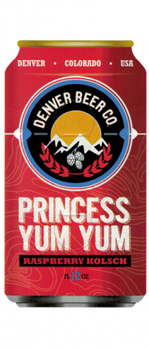 Princess Yum Yum by Denver Beer Co. in Colorado, United States