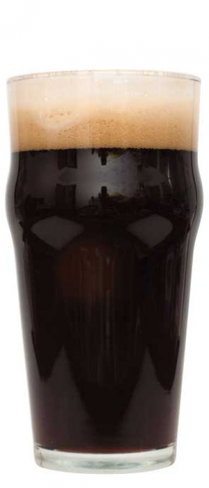Dry Stout by Denver Chophouse & Brewery in Colorado, United States