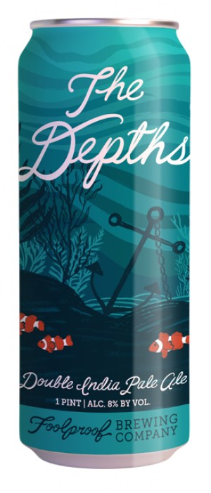The Depths by Foolproof Brewing Company in Rhode Island, United States