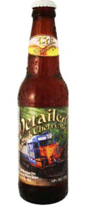 Derailed Ale Black Cherry Cream Ale by Erie Brewing Company in Pennsylvania, United States