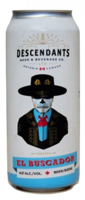 El Buscador by Descendants Beer & Beverage Company in Ontario, Canada