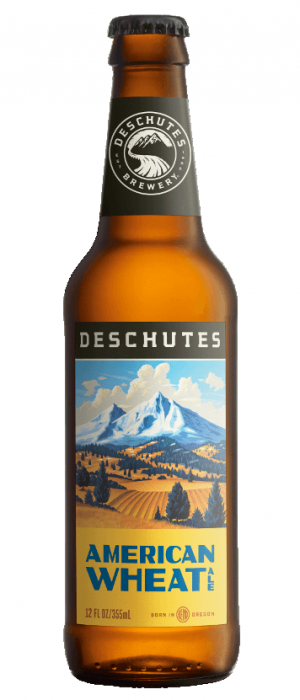 American Wheat by Deschutes Brewery in Oregon, United States