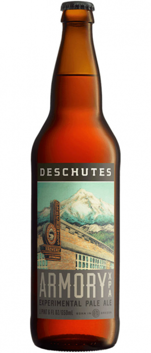 Armory XPA by Deschutes Brewery in Oregon, United States
