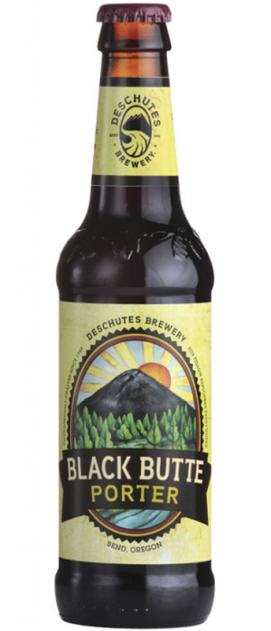 Black Butte Porter by Deschutes Brewery in Oregon, United States