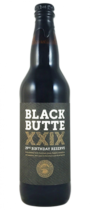 Black Butte XXIX by Deschutes Brewery in Oregon, United States