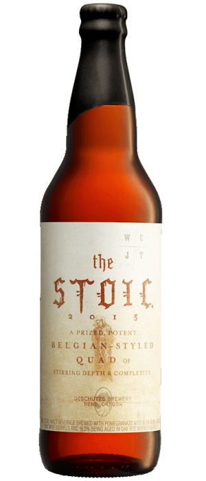 The Stoic by Deschutes Brewery in Oregon, United States