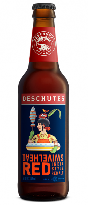 Swivelhead Red by Deschutes Brewery in Oregon, United States
