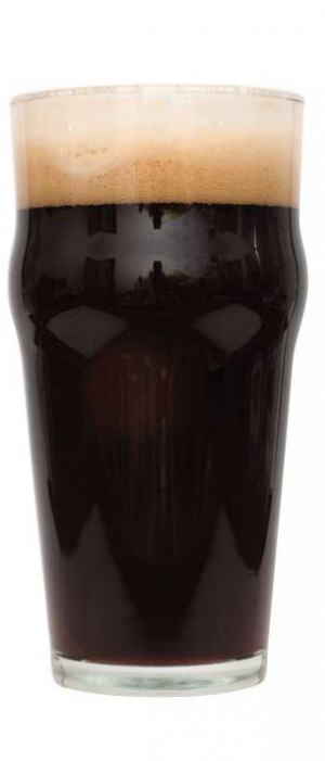 Latter Day Stout by Desert Edge Brewery in Utah, United States