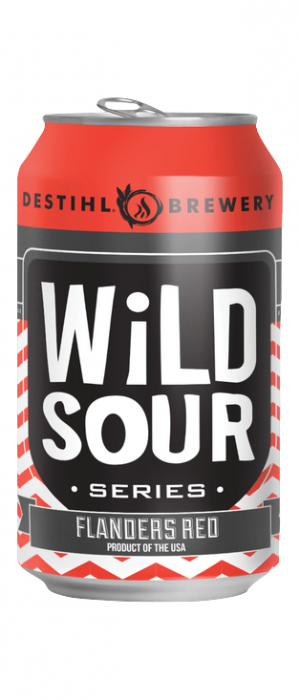 Wild Sour Series: Flanders Red by Destihl Brewery in Illinois, United States
