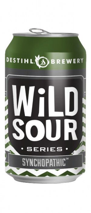Wild Sour Series: Synchopathic by Destihl Brewery in Illinois, United States