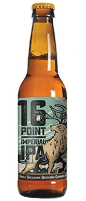 16 Point IPA by Devils Backbone Brewing Company in Virginia, United States
