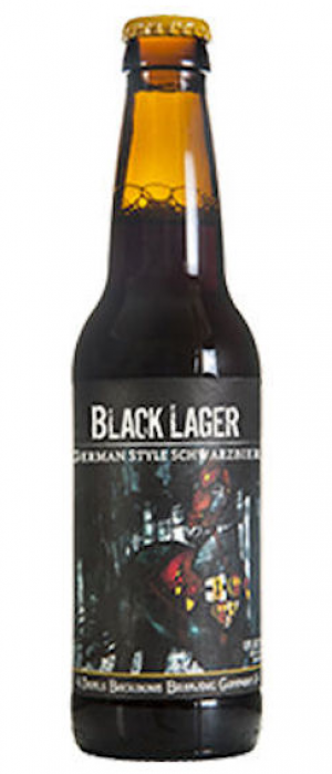 Black Lager by Devils Backbone Brewing Company in Virginia, United States