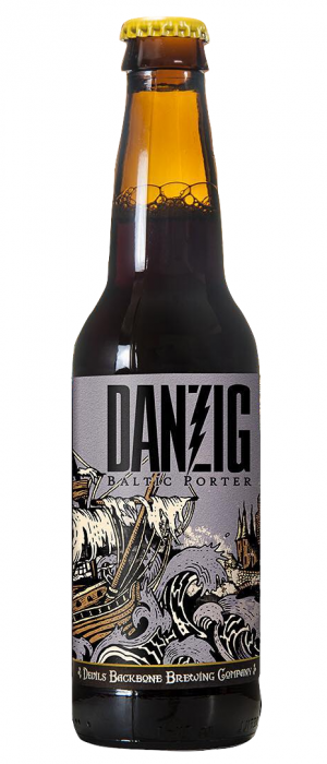 Danzig by Devils Backbone Brewing Company in Virginia, United States