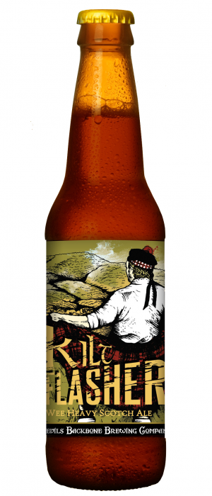 Kilt Flasher by Devils Backbone Brewing Company in Virginia, United States