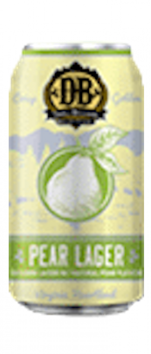 Pear Lager by Devils Backbone Brewing Company in Virginia, United States