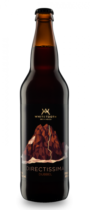 Directissima Dubbel by Whitetooth Brewing Co. in British Columbia, Canada