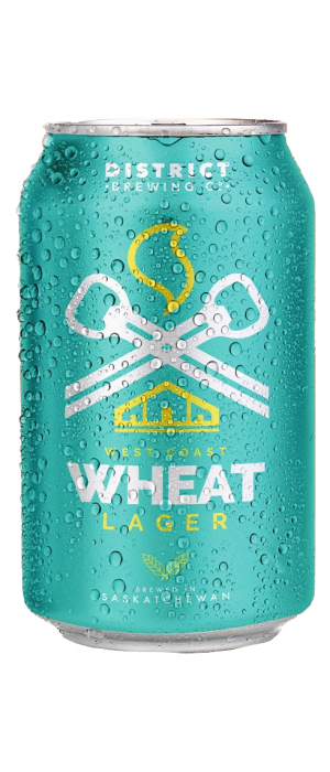 West Coast Wheat Lager