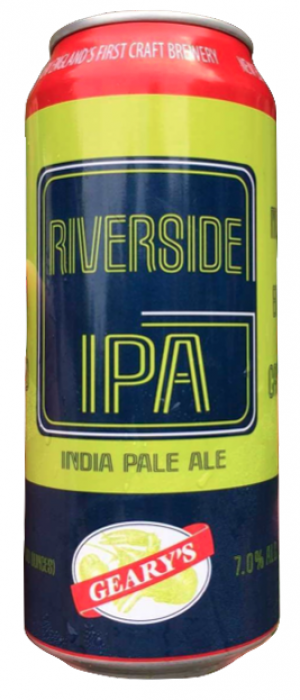 Riverside IPA by D.L. Geary Brewing Company in Maine, United States