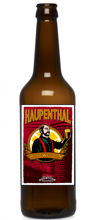 Haupenthal by Dockside Brewing Company in British Columbia, Canada