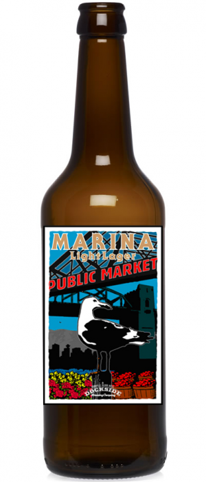 Marina Light Lager