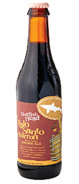 Palo Santo Marron by Dogfish Head Craft Brewed Ales in Delaware, United States