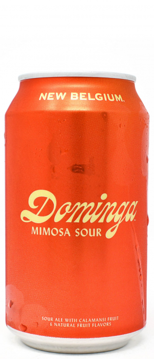 Dominga Mimosa Sour by New Belgium Brewing Company in Colorado, United States