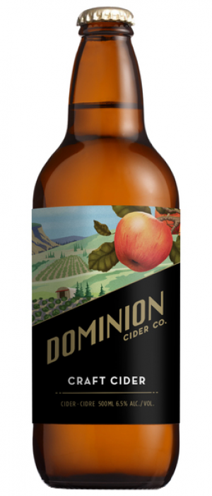 Traditional Dry by Dominion Cider Co. in British Columbia, Canada