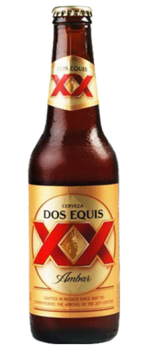 Dos Equis Ambar by Heineken in North Holland, Netherlands