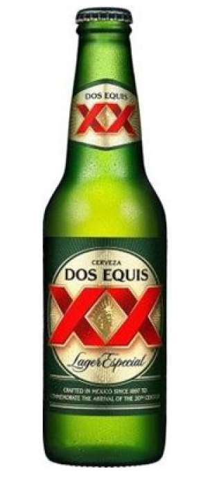 Dos Equis Lager Especial by Heineken in North Holland, Netherlands
