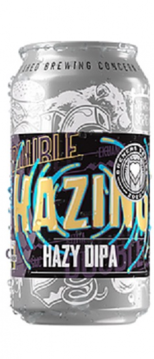 Double Hazing Hazy DIPA by Big Shed Brewing Co. in South Australia, Australia