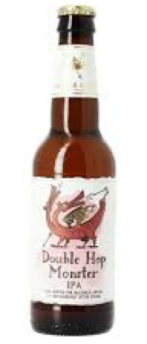 Double Hop Monster IPA by Greene King Brewery in Suffolk - England, United Kingdom
