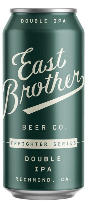 Double IPA by East Brother Beer Company in California, United States