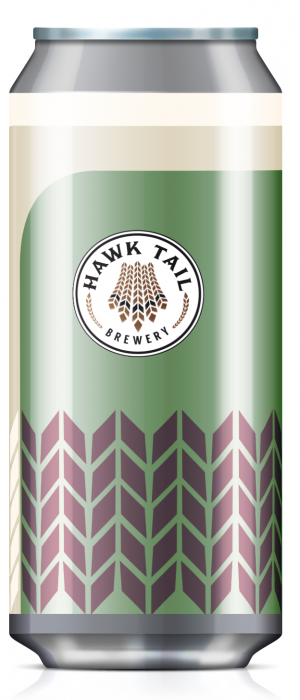 Double IPA by Hawk Tail Brewery in Alberta, Canada