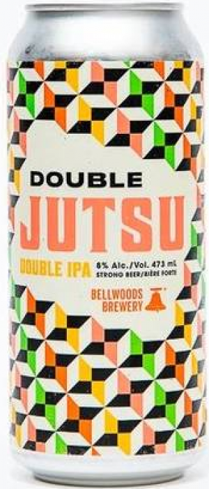 Double Jutsu by Bellwoods Brewery in Ontario, Canada