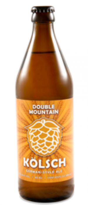 Double Mountain Kölsch by Double Mountain Brewery in Oregon, United States