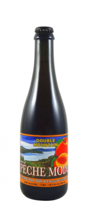 Peche Mode 2015 by Double Mountain Brewery in Oregon, United States