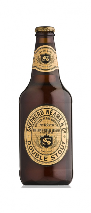 Double Stout by Shepherd Neame in Kent - England, United Kingdom